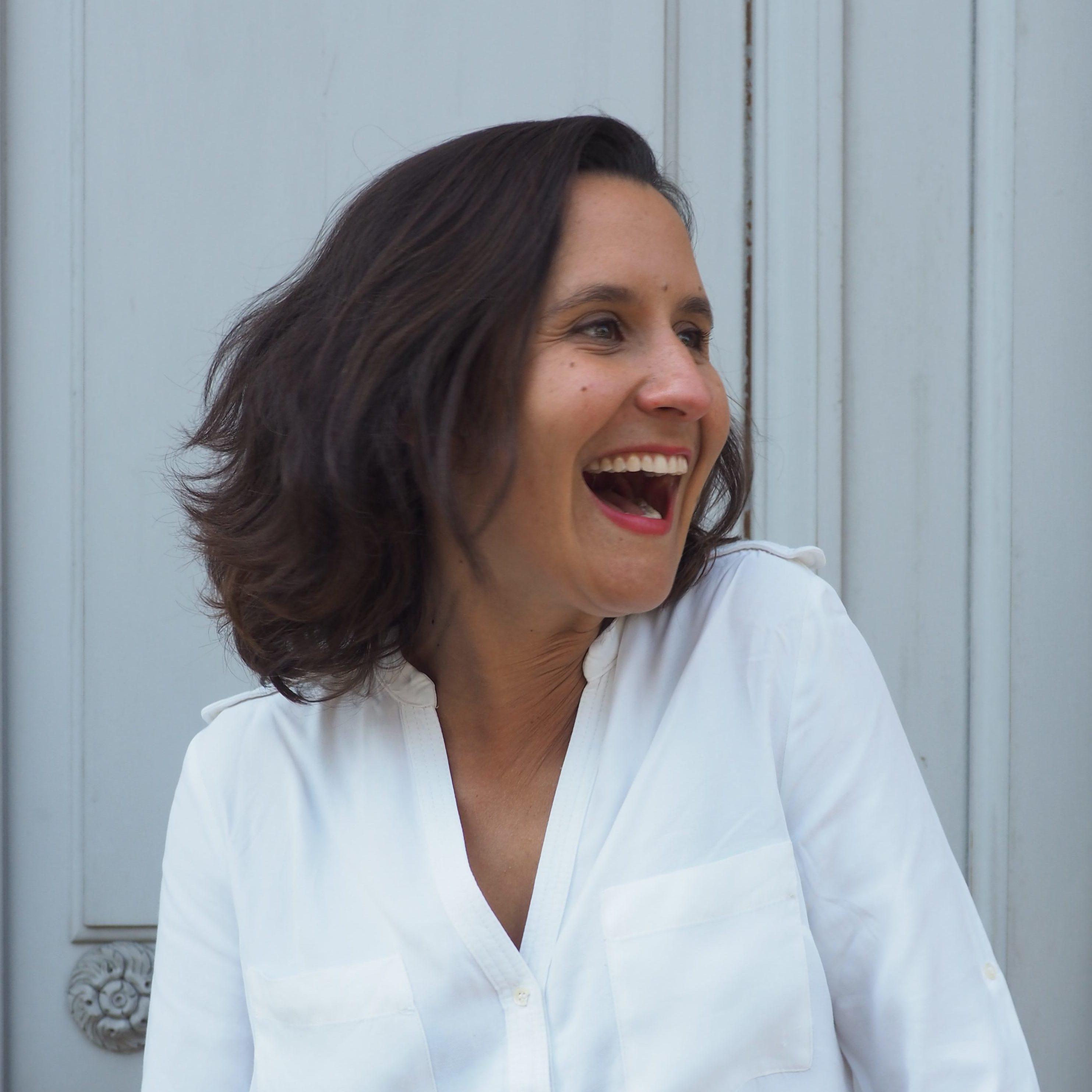 Aurélie Kalt sourire
