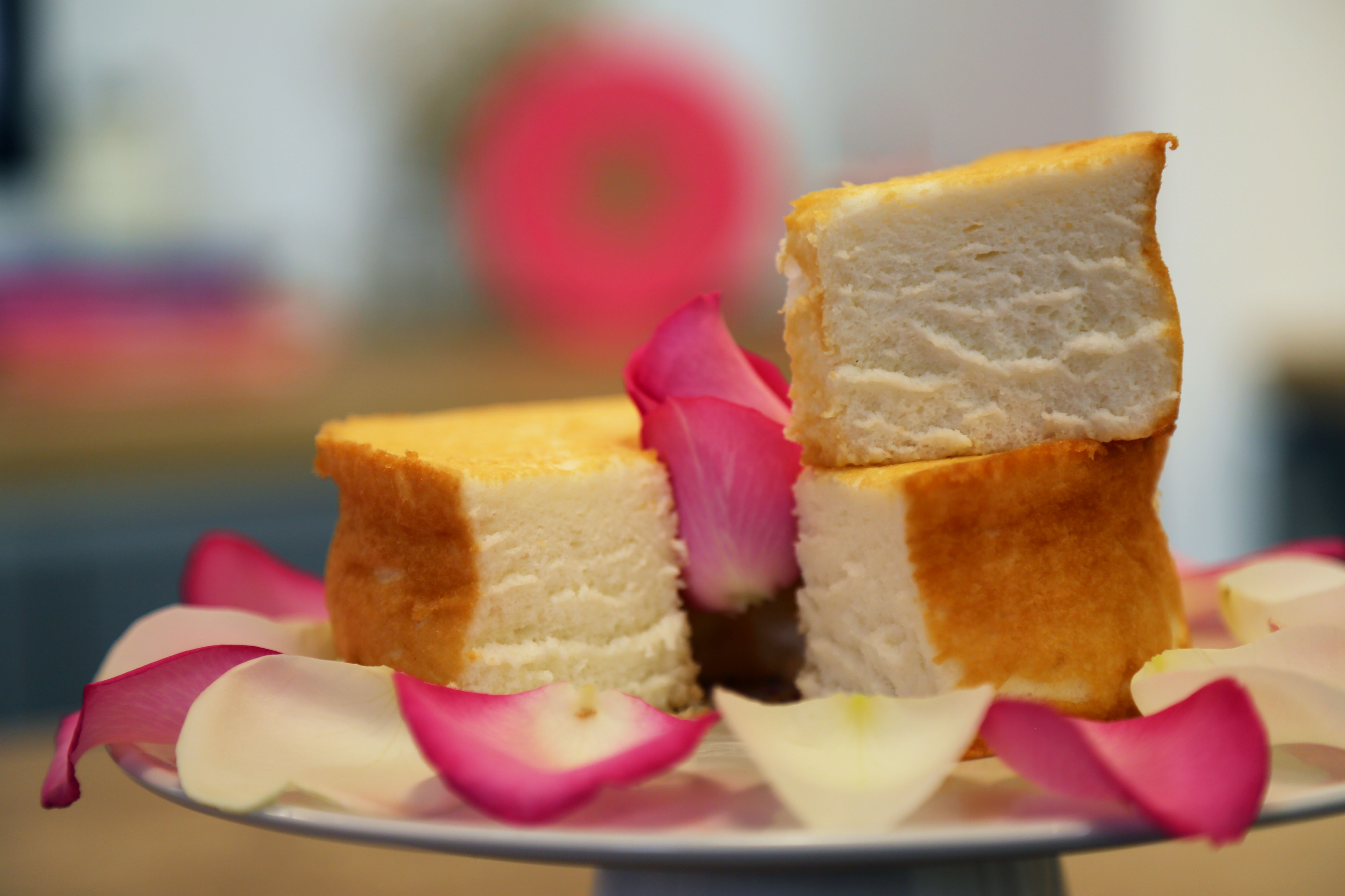 Comment réaliser un Angel cake ?