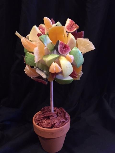 Comment faire un arbre en fruits?