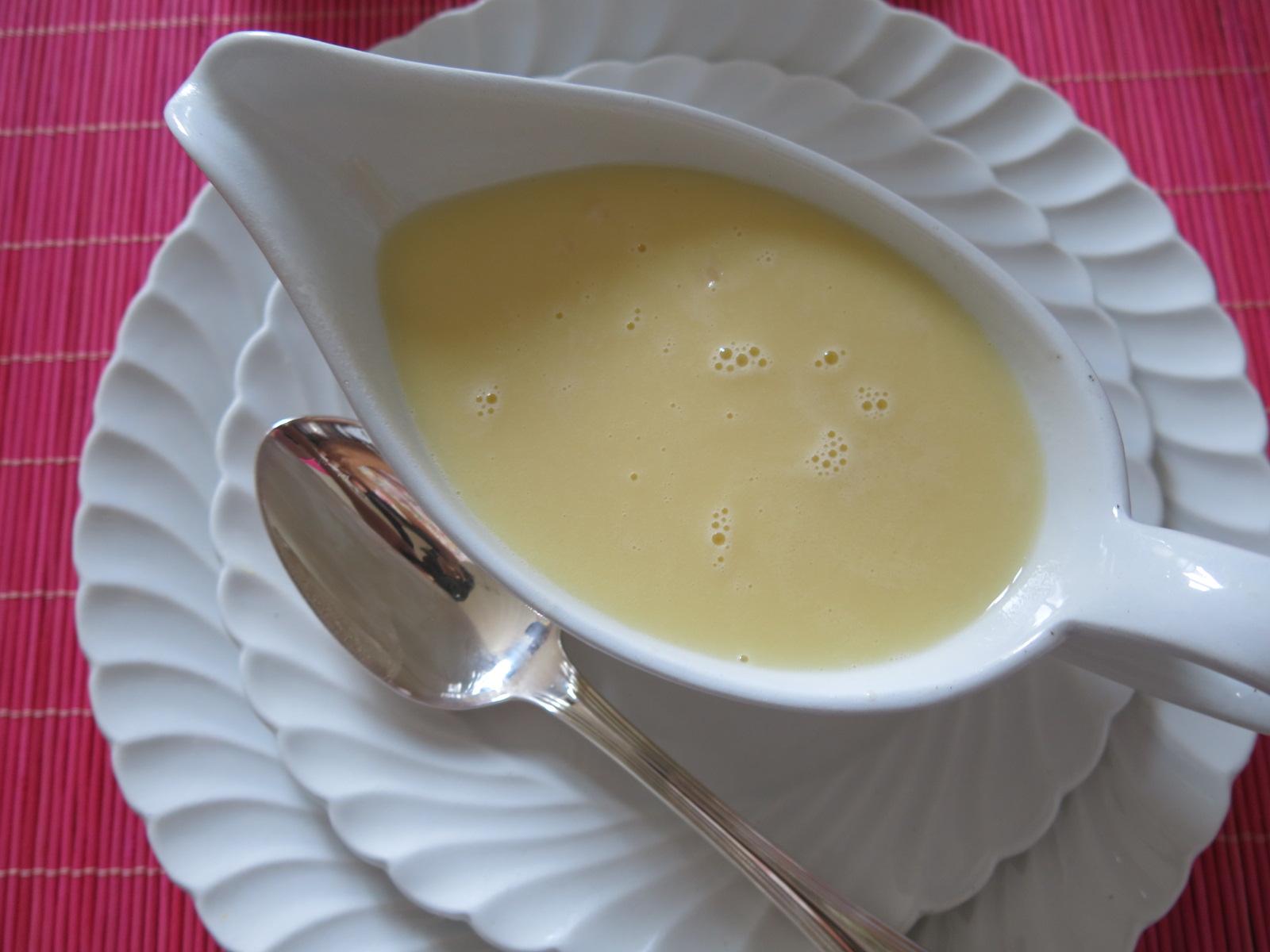 Beurre Blanc, tout simplement