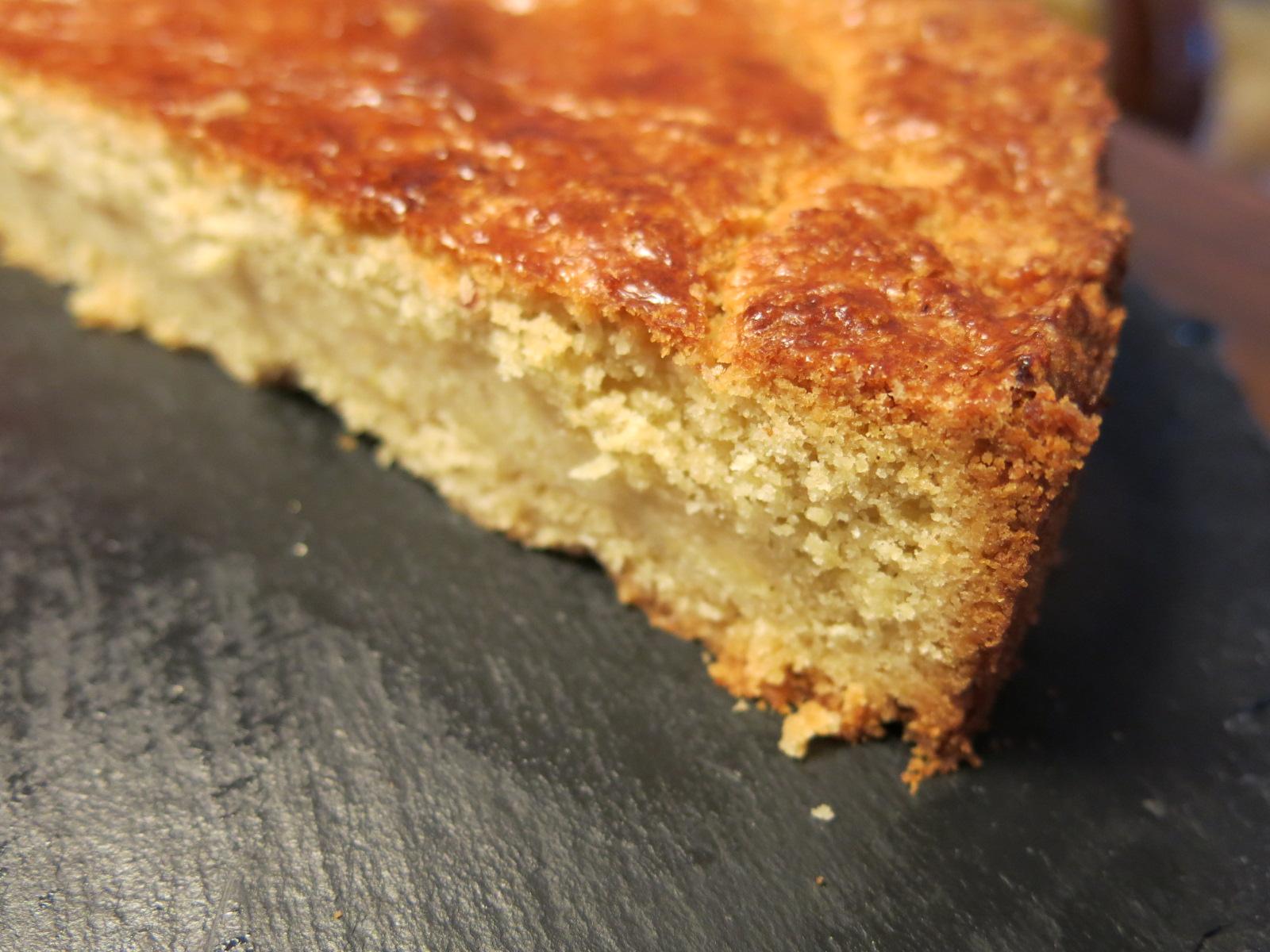Gâteau Basque à la crème délicieuse