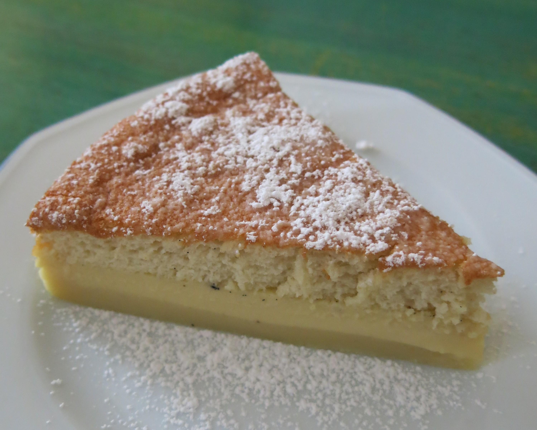 Gâteau Magique à la vanille : J'ai testé !