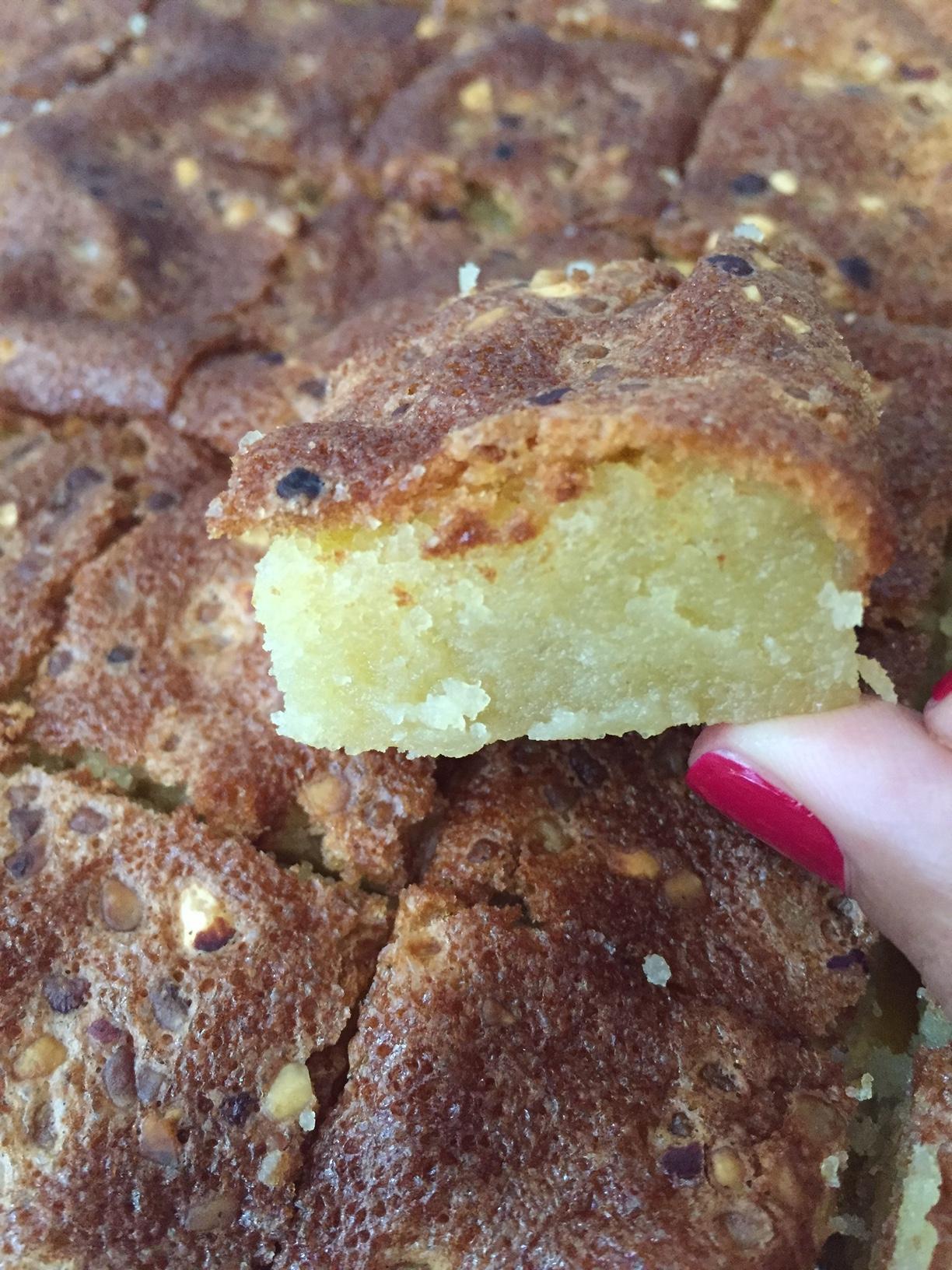 Namandier, ou gâteau aux amandes délicieux