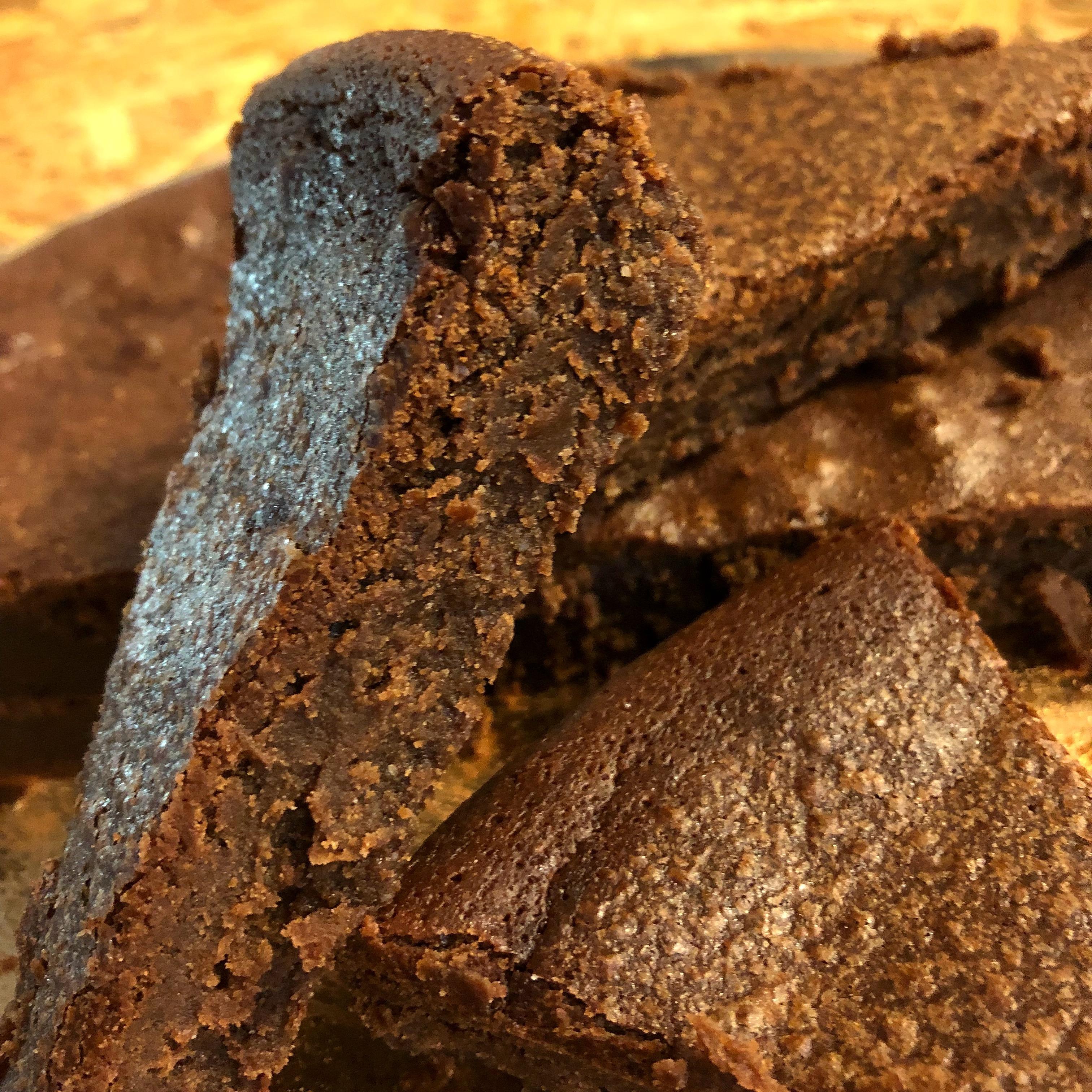 Niniche bordelaise : L'ultra fondant au chocolat