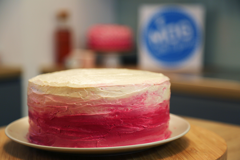 Comment réaliser un « Ombre cake »