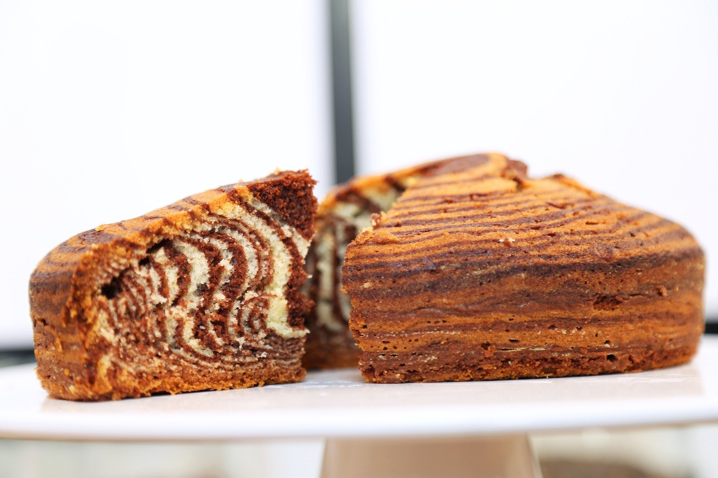 Comment faire un Zebra cake ?