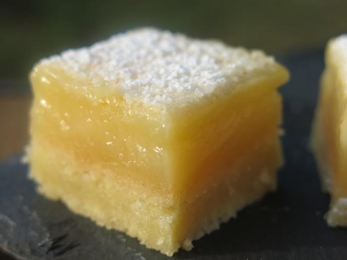 Carré citron12