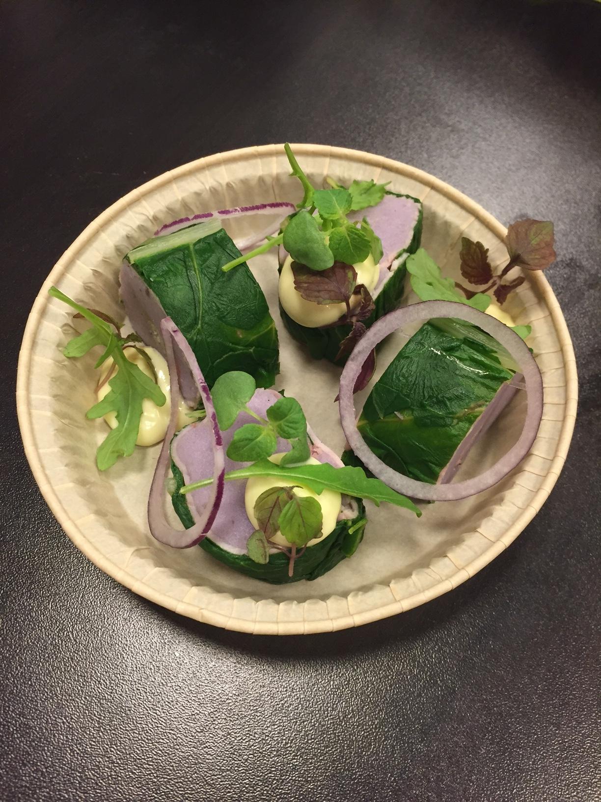 Finger food : Et si on revisitait le fameux « Jambon-Purée » ?