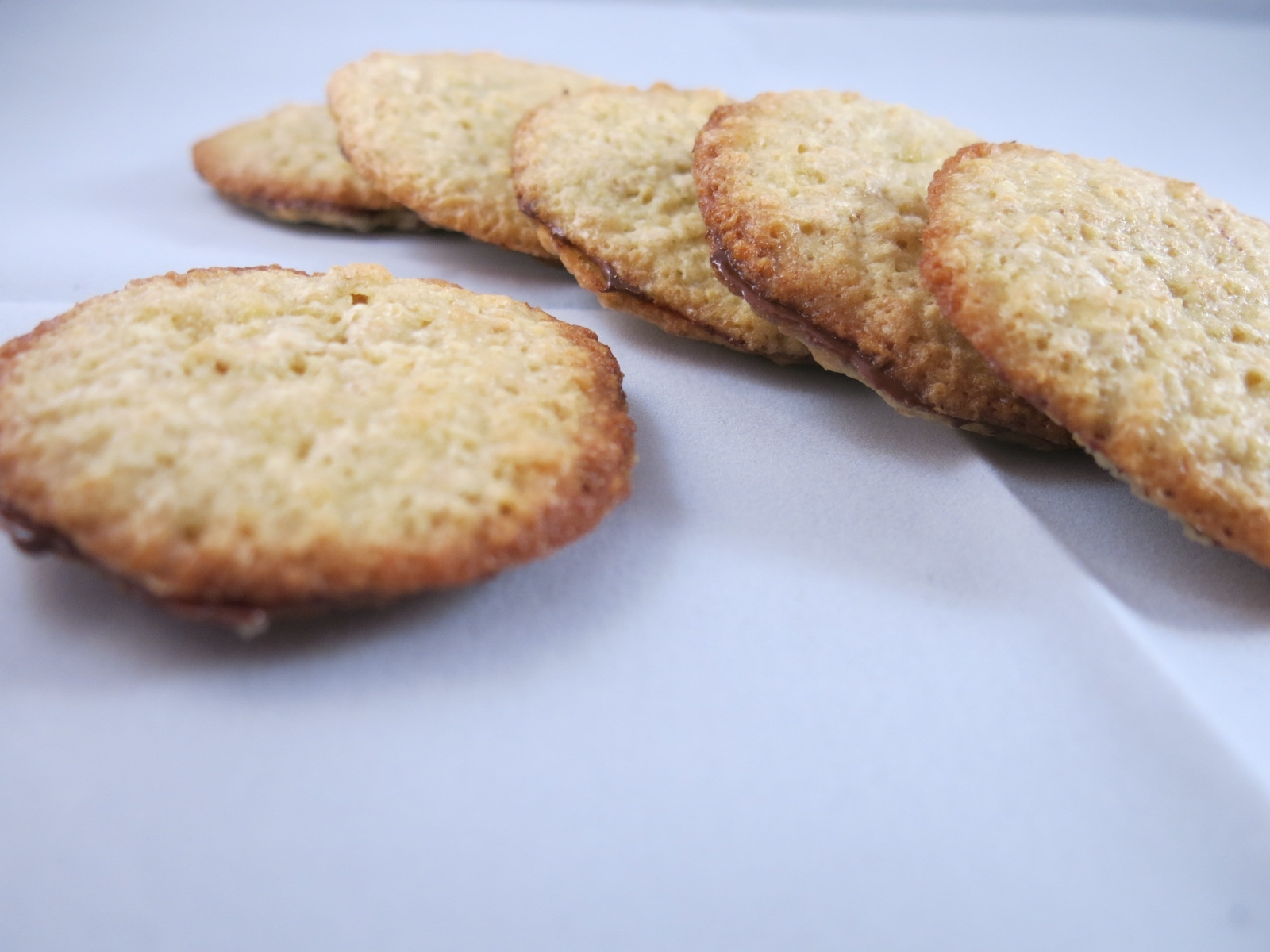 Gâteau « Ikéa » : Havreflarn, les petites galettes suédoises aux flocons d'avoine