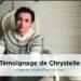 Témoignage de Chrystelle