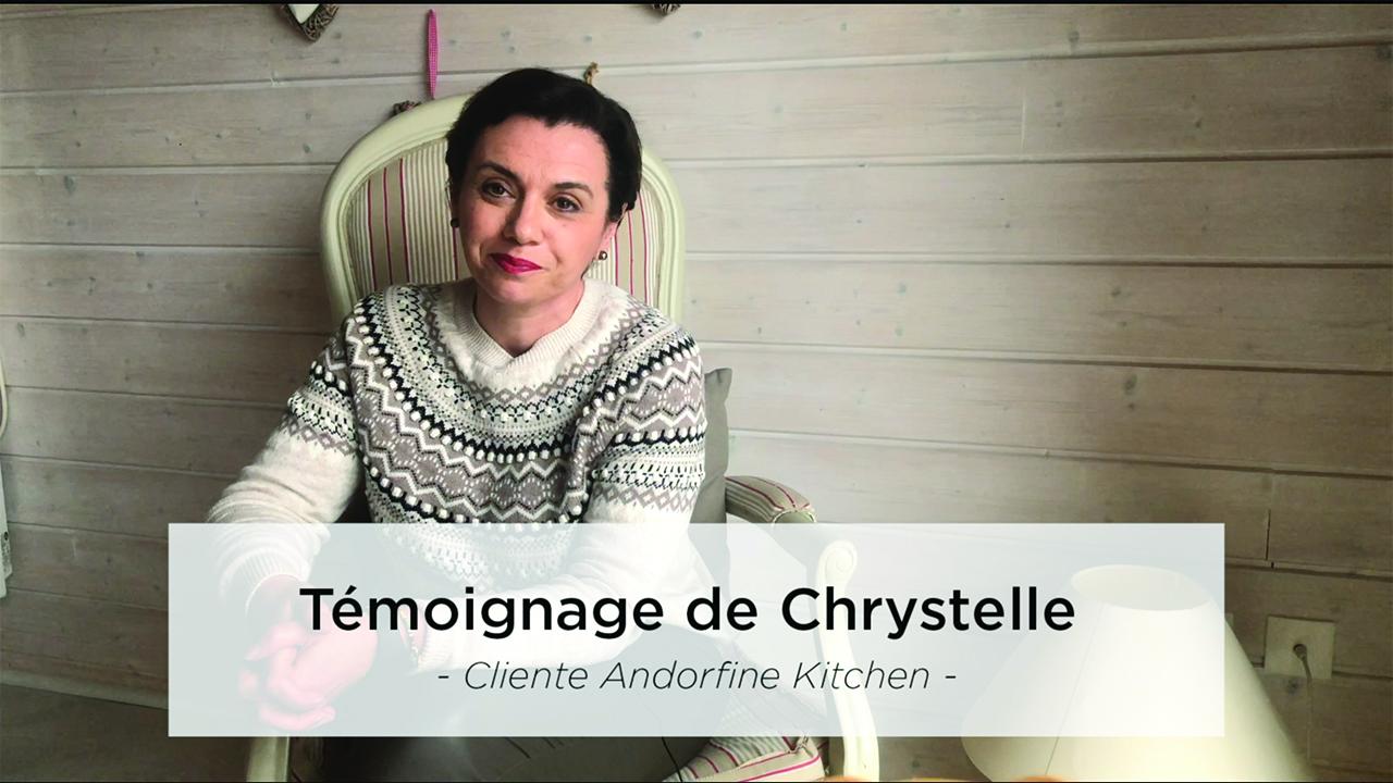 Andorfine Kitchen vu par Chrystelle : Témoignage