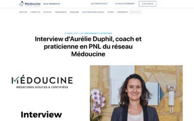 Interview par Médoucine