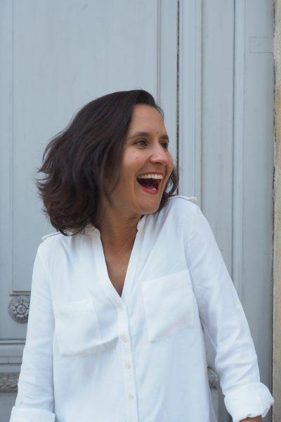 Aurélie Kalt sourire portrait